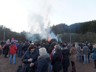 Osterfeuer 15